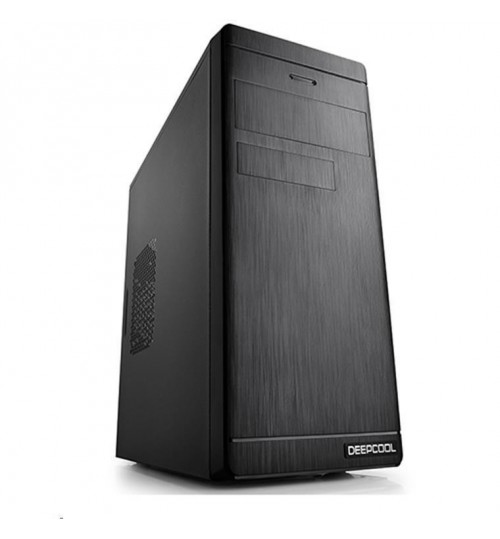 DEEPCOOL WAVE V2, MicroTower - Black with USB 3.0 - No PSU