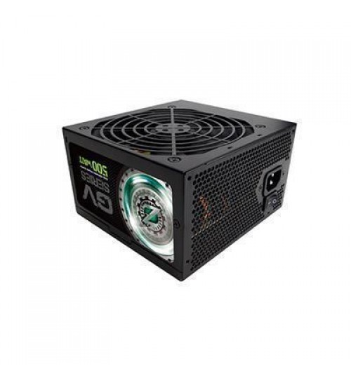 ZALMAN ZM500-GV 500W ATX PSU with MEPS Ready - NZ Version