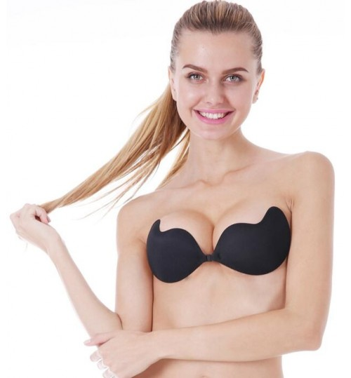 Push Up Strapless Invisible Bra-M