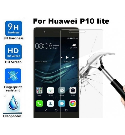 Huawei P10 lite tempered Glass screen Protector Film