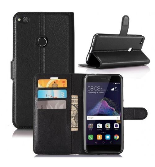 Huawei Nova Lite wallet leather case+Pen