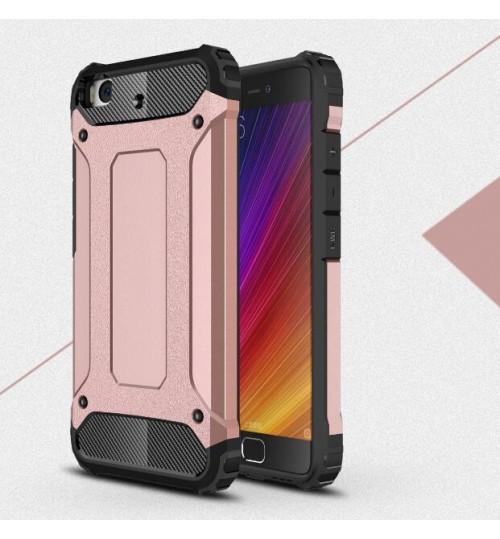Xiaomi Mi 5S case Armor Rugged impact proof  heavy duty Slim Case