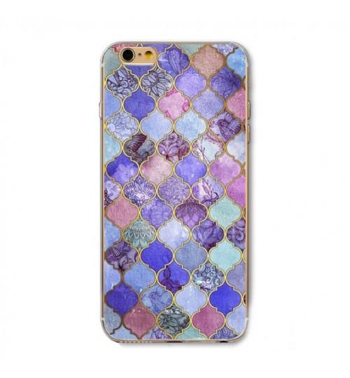 iPhone 7 Plus Case Printed Soft Gel TPU Case