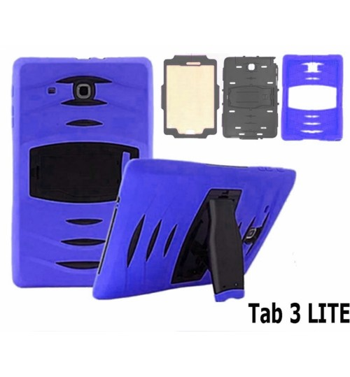 Galaxy Tab 3 LITE defender rugged heavy duty case