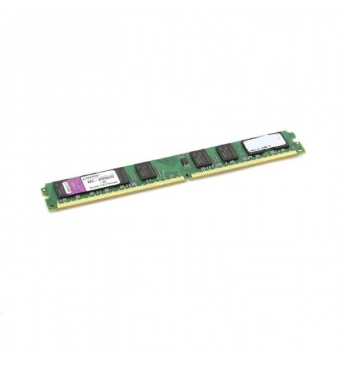 Kingston RAM Module - 2 GB (1 x 2 GB) - DDR2 SDRAM - 800 MHz DDR2-800/PC2-6400 - 240-pin DIMM