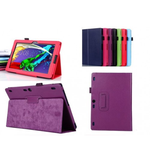 Lenovo tab 2 A10-70 Tablet leather case+PEN