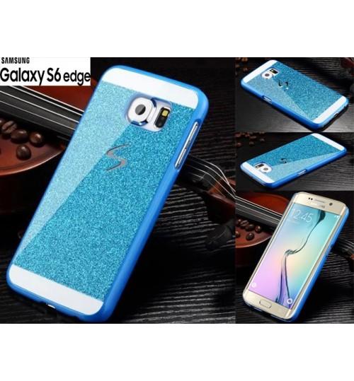 Samsung Galaxy S6 edge Case Glaring Slim case