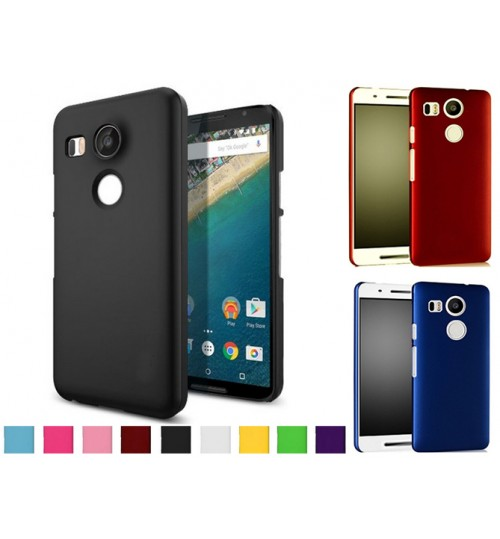 LG Nexus 5X Ultra Slim hard case +Pen