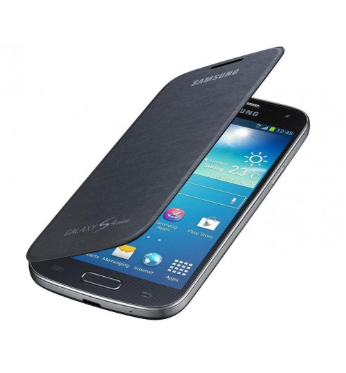 Samsung Galaxy S4 Mini Ultra slim leather case