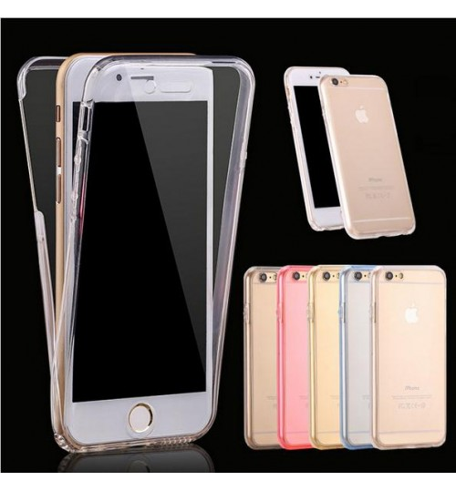 iPhone 6 6s front & back  full protection case