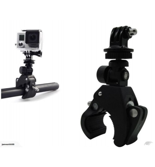 Bike Handle Bar Mount compatible with GOPRO