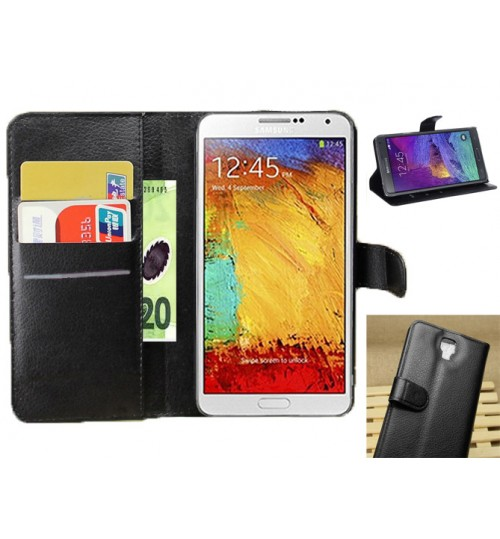 Samsung Galaxy Note 3 case wallet leather case