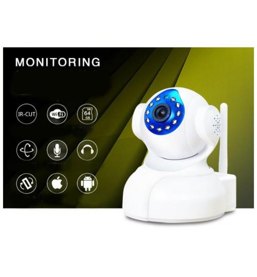 Baby Monitor & Night Vision IP Camera Wireless CCTV HD
