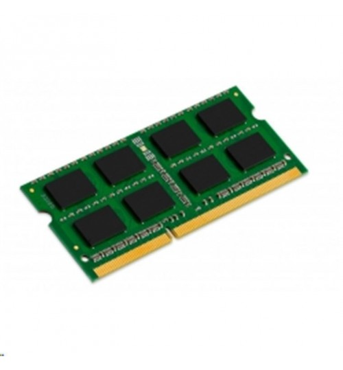 Kingston Laptop 4GB 1600MHz DDR3L Non-ECC CL11 SODIMM 1.35V - 4 GB (1 x 4 GB) - DDR3 SDRAM - 1600 MHz       DDR3-1600/PC3-12800 - 1.35 V - Non-ECC - Unbuffered - 204-pin - Sodimm
