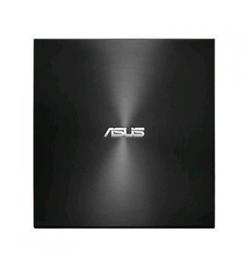 ASUS U7M ZenDrive ultra-slim  External  DVD writer with 2 Free M-Disc , Ultra-slim 13mm form factor Windows and Mac compatible , Silver Colour