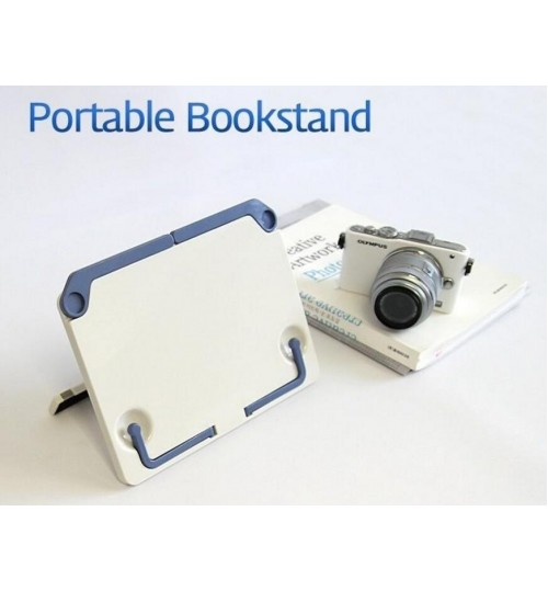 Book Holder Folding Tablet Bookend Book Stand Reading Holder
