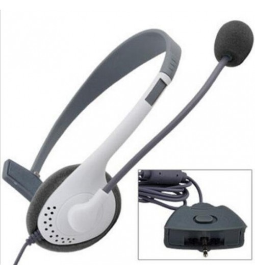 Headset with Mic For X-BOX 360