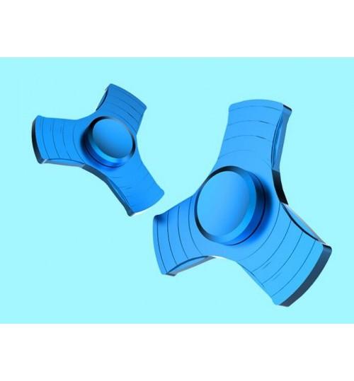 Tri Fidget Spinner BLUE
