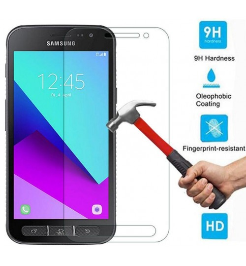 Galaxy Xcover 4 Tempered Glass Screen Protector