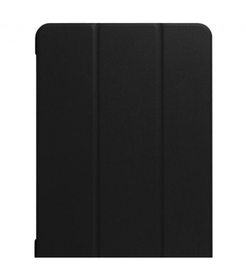 iPad 9.7 2017 Leather Slim Flip Case