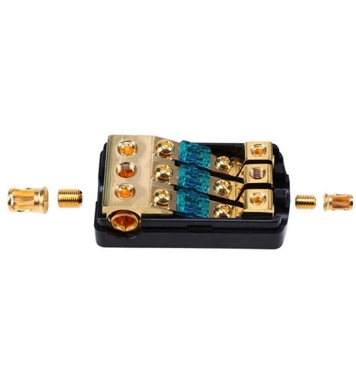 car stereo audio fuse holder fuse box