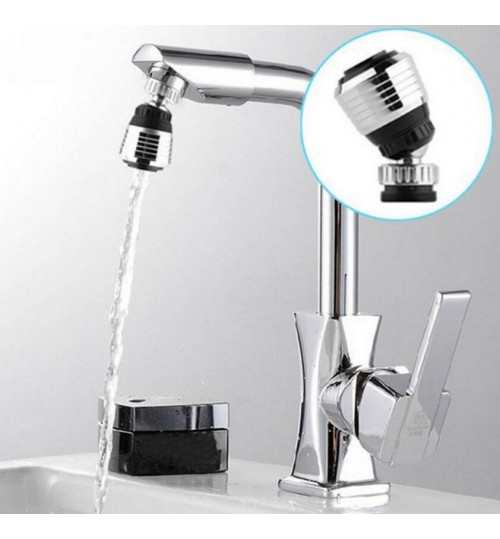 360 Degree Water Saving Tap Nozzle Faucet 360°