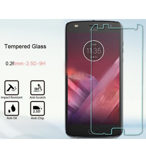 MOTO Z2 PLAY Tempered Glass Screen Protector