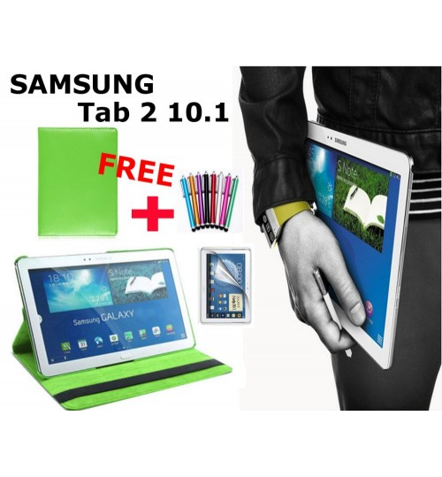 Galaxy Tab 2 10.1'' Leather Case Samsung+SP+PEN