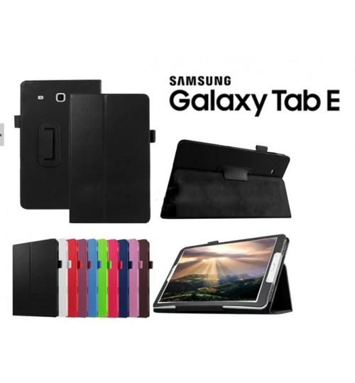 "Galaxy Tab E 9.6""  flip smart cover case+Pen"