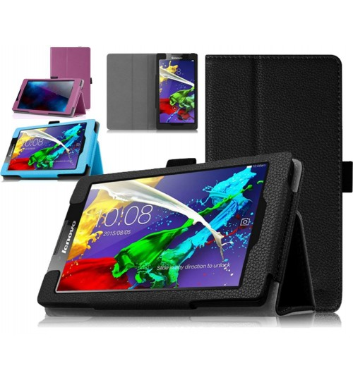 Lenovo Tab 3 eseential A7-10 A710F Tablet leather case+Combo