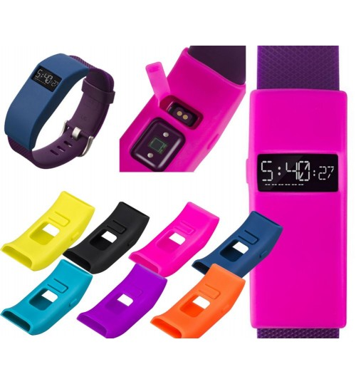 FITBIT CHARGE HR Cover protective stylish case solid colour