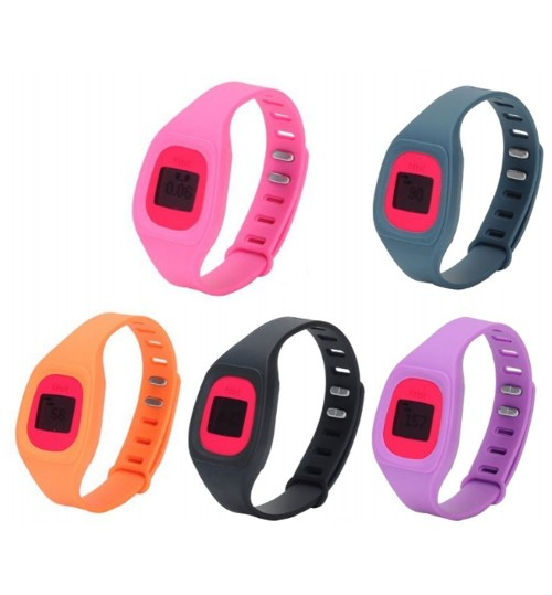 Fitbit Zip Silicone Replacement Secure Band