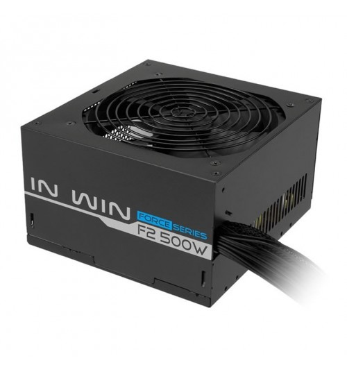 Inwin Force Series F2 Power Supply 500W 80 Plus Bronze Power Supply