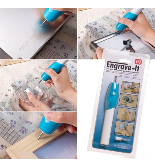 Electric Engrave Pen Engraving Hand Tool