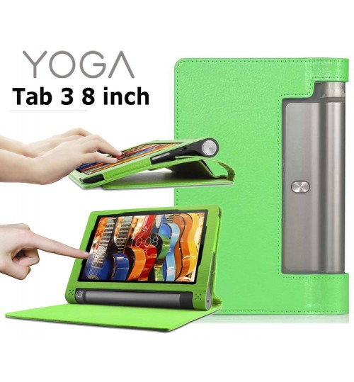 Lenovo Yoga Tab 3 8 inch Flip Leather Case