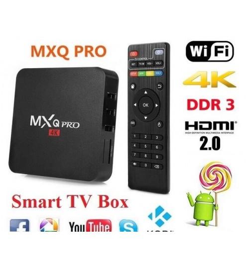 mxq pro 4k smart tv box 905x. Black Bedroom Furniture Sets. Home Design Ideas