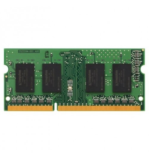 Kingston ValueRAM Memory 8GB - DDR4 - 2400MHz - CL17 - 1.2v - SODIMM