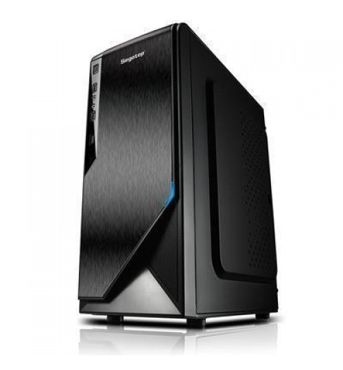 Segotep 3402 ATX Mid Tower Case (No PSU) - Front USB 3.0/2.0 & HD Audio
