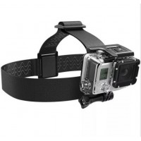 GoPro Compatible Head Strap Mount for Hero 3+ Hero 3 Hero 2 Hero 1