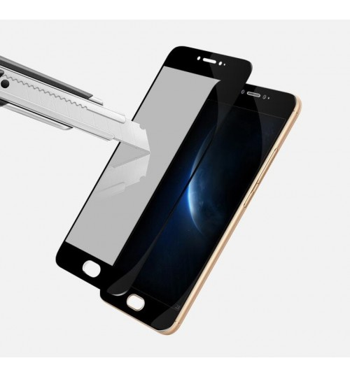Meizu M5 Note fully covered Curved Tempered Glass screen protector