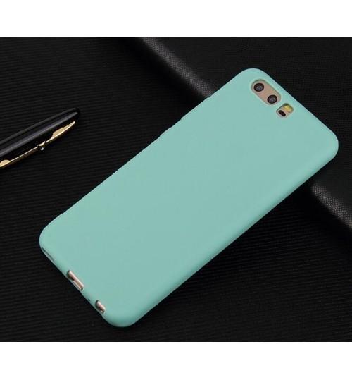 Huawei P10 Plus Case slim fit TPU Soft Gel Case
