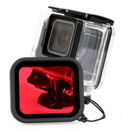 Underwater Diving Lens Filter For GoPro Hero 5