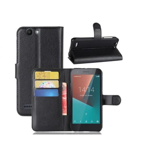 Vodafone E8 case wallet leather case cover