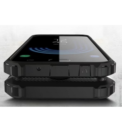 new product 25fdd cadcc Galaxy J5 Pro 2017 Case Armor Rugged Holster Case