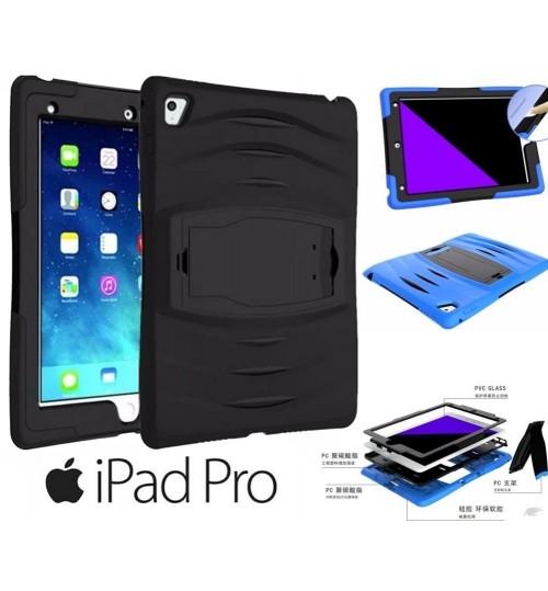 iPad PRO 10.5 defender rugged heavy duty case+Pen