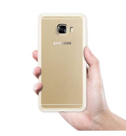 Galaxy J5 Prime Case Clear Gel  Soft TPU Ultra Thin Case Cover