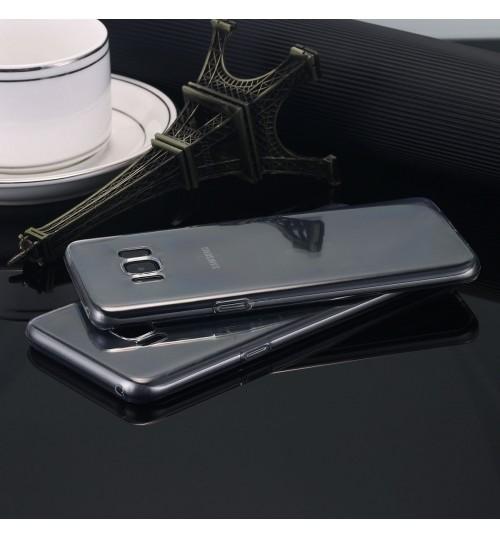 Galaxy S8 Case Clear Gel  Soft TPU Ultra Thin Case Cover
