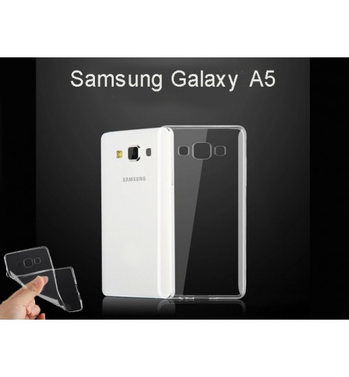 Galaxy A5 case clear gel Ultra Thin+SP