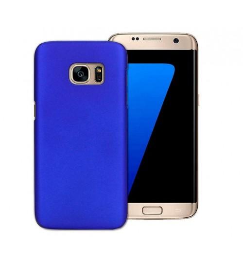 Galaxy S7 Edge Ultra Slim Rubbrized hard case +Pen