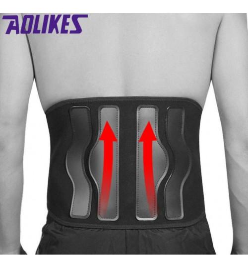 Neoprene Lumbar Back Support Belt-XL